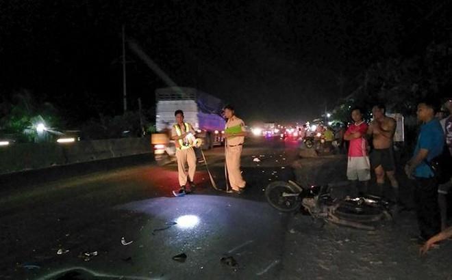 Truy tìm xe ô tô gây tai nạn chết người rồi trốn khỏi hiện trường