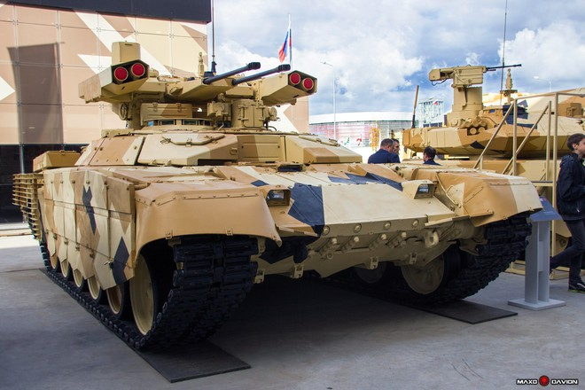 Nga chốt cấu hình sản xuất hàng loạt cho xe chiến đấu hỗ trợ tăng BMPT - Ảnh 2.