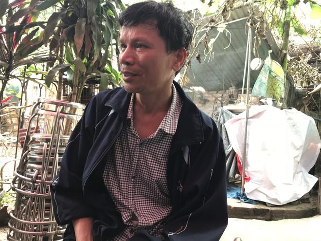 Cha mẹ của chiến sĩ CSPCCC tử nạn trên cao tốc: Nó bỏ đi, chẳng bảo với ai điều gì... - Ảnh 2.