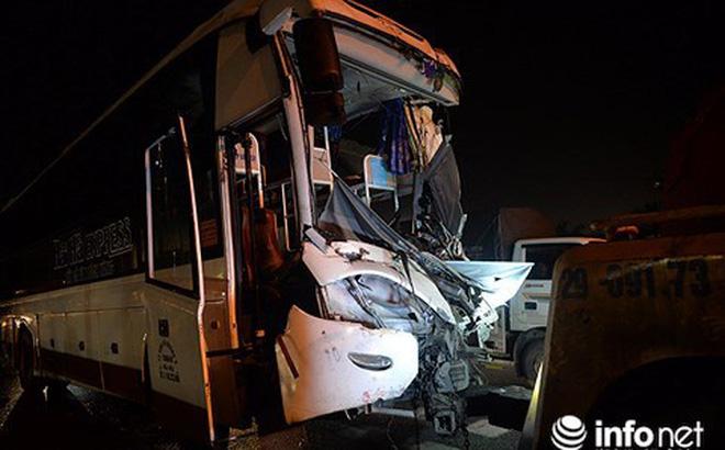 Tai nạn cao tốc Pháp Vân - Cầu Giẽ: 9 người bị thương, 2 chiến sĩ PCCC nguy kịch
