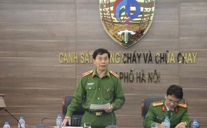 Thăng cấp bậc hàm cho chiến sĩ cảnh sát PCCC tử vong trong vụ tai nạn trên cao tốc