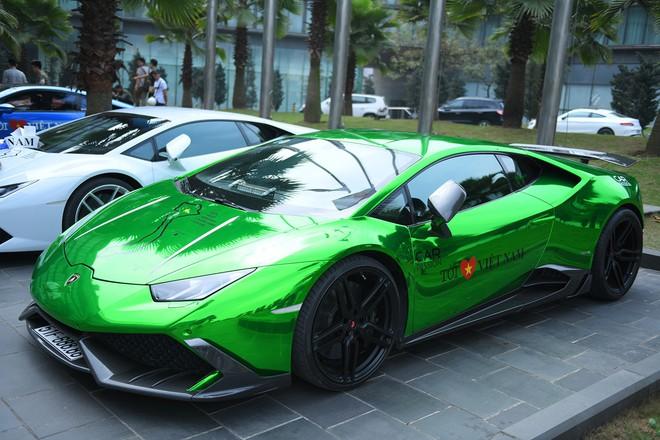 Dàn siêu xe tham dự Car & Passion 2018 đổ bộ khách sạn Hà Nội - Ảnh 10.