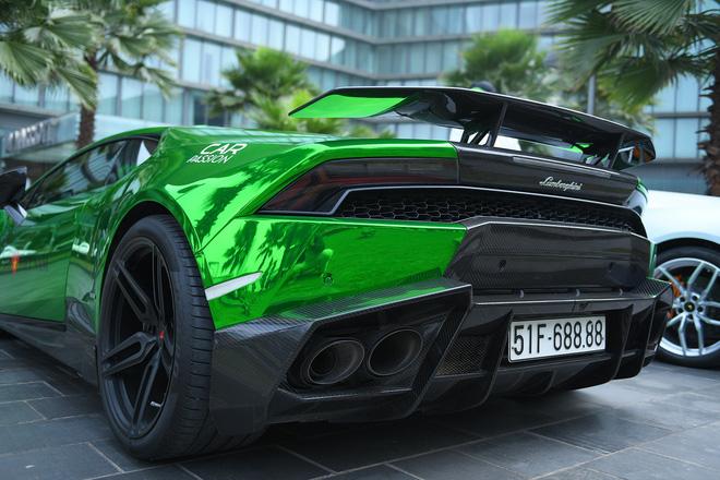 Dàn siêu xe tham dự Car & Passion 2018 đổ bộ khách sạn Hà Nội - Ảnh 12.