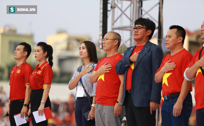 """HLV Park nhận 1 tỷ đồng/tháng, doanh nhân Nguyễn Hoài Nam vẫn muốn VFF """"trả thêm"""""""