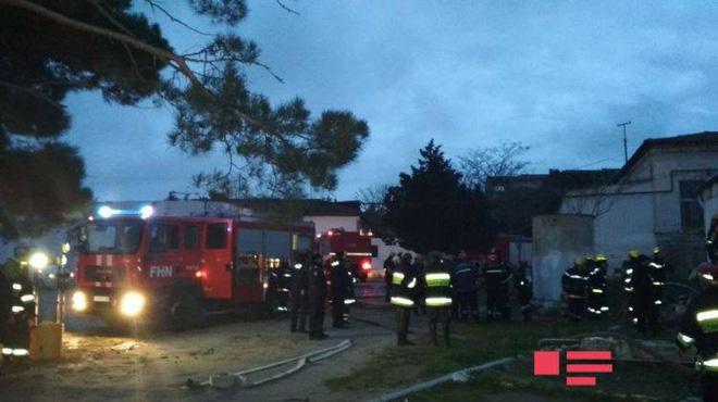 Nóng: Bà hỏa thiêu rụi trung tâm cai nghiện ở Azerbaijan, ít nhất 30 người thiệt mạng - Ảnh 6.