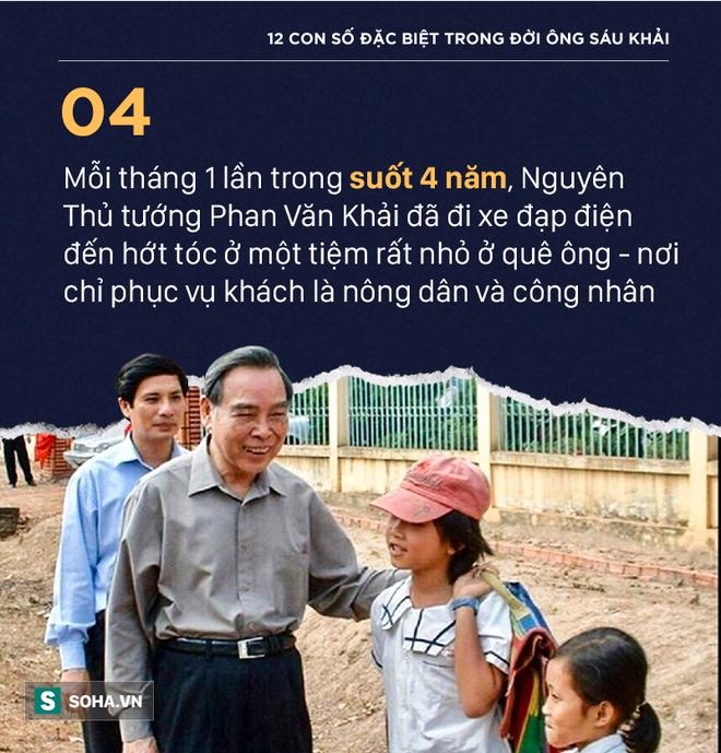 12 con số đặc biệt trong đời ông Sáu Khải - Ảnh 5.