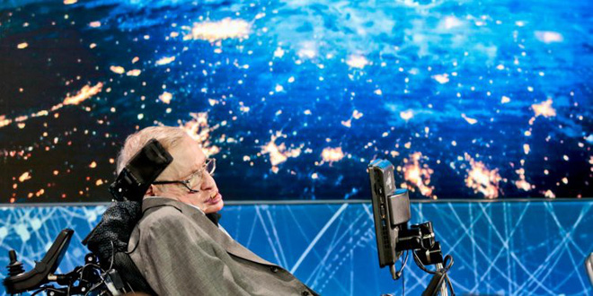 Hai tuần trước khi mất, Stephen Hawking dự đoán kết cục bất ngờ của vũ trụ - Ảnh 1.