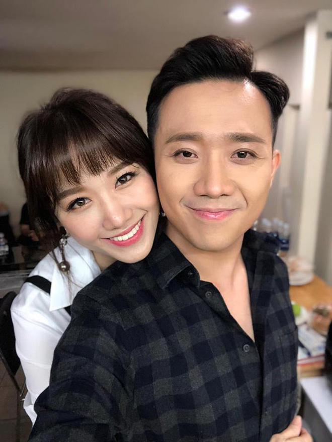 Clip: Kỉ niệm 800 ngày yêu nhau, Trấn Thành ngọt ngào nói lời yêu với Hari Won bằng tiếng Hàn - Ảnh 2.