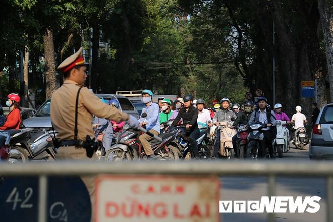 Danh sách các tuyến đường cấm khu vực tổ chức lễ tang nguyên Thủ tướng Phan Văn Khải - Ảnh 1.