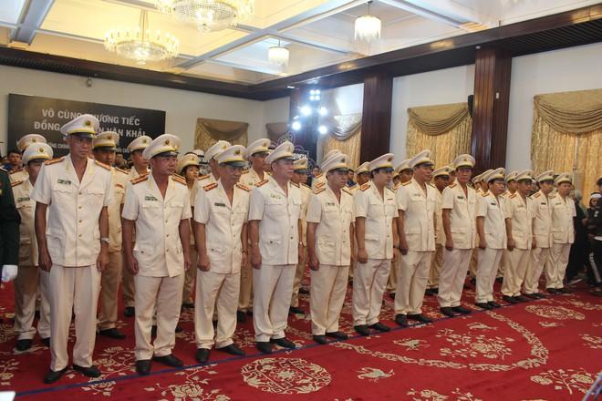 Nhiều đoàn ngoại giao đến viếng cố Thủ tướng Phan Văn Khải - Ảnh 14.