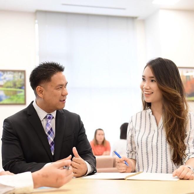 """Nữ du học sinh Việt xinh đẹp tại Nhật vừa được ĐH Tokyo trao danh hiệu """"Nhà lãnh đạo trẻ xuất sắc"""" - Ảnh 2."""