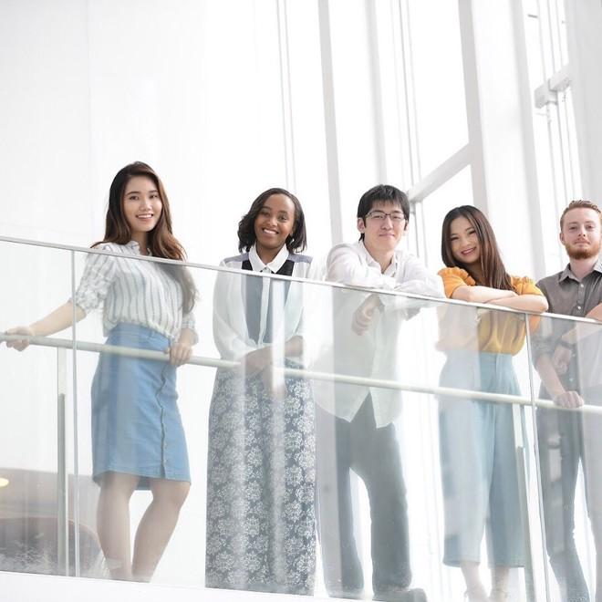 """Nữ du học sinh Việt xinh đẹp tại Nhật vừa được ĐH Tokyo trao danh hiệu """"Nhà lãnh đạo trẻ xuất sắc"""" - Ảnh 13."""