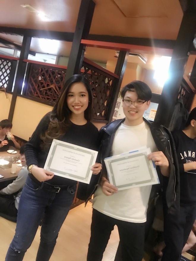 """Nữ du học sinh Việt xinh đẹp tại Nhật vừa được ĐH Tokyo trao danh hiệu """"Nhà lãnh đạo trẻ xuất sắc"""" - Ảnh 14."""