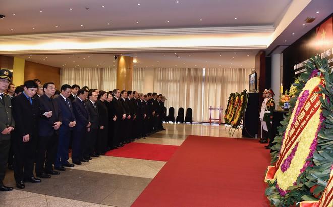 Thông báo về Lễ viếng đồng chí Phan Văn Khải ngày 21/3/2018
