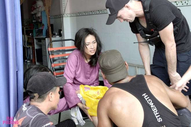 Ngô Thanh Vân gặp tai nạn, bị nứt xương nghiêm trọng - Ảnh 3.