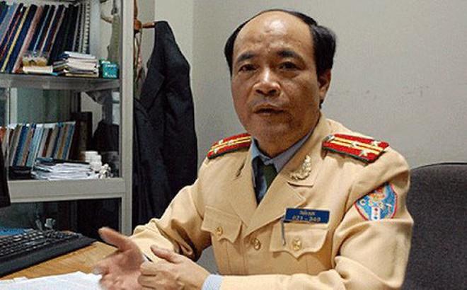 Đại tá CSGT nhận định về vụ xe khách đâm xe cứu hỏa trên cao tốc