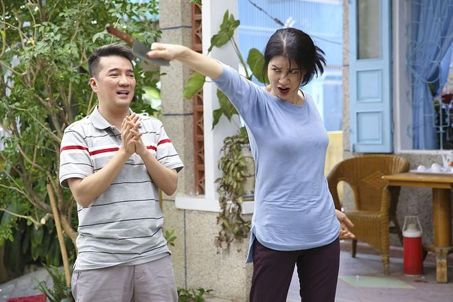 Đàm Vĩnh Hưng sợ đến tái mặt khi làm chồng Trang Trần - Ảnh 6.