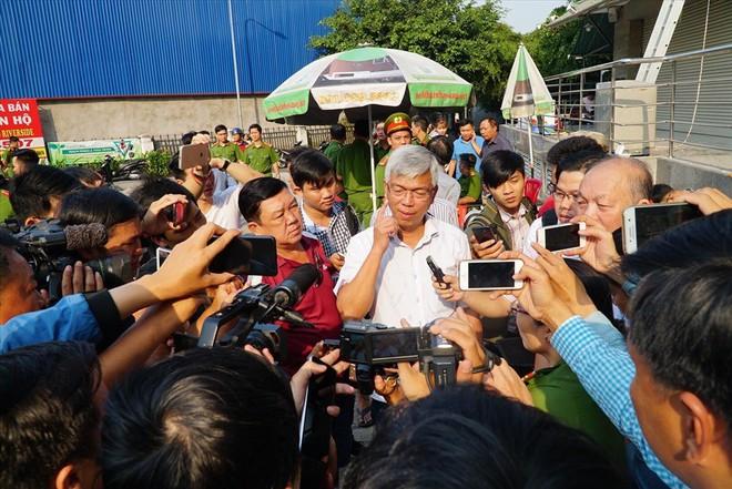 Chủ tịch UBND TPHCM chỉ đạo khẩn trương rà soát tổng thể các chung cư cao tầng - Ảnh 1.