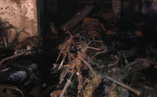 Chỉ định người điều hành thay Chủ tịch phường tử vong do cháy chung cư Carina