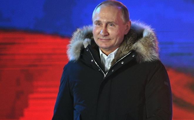Nga: CEC tuyên bố bầu cử hợp lệ, ông Putin chính thức đắc cử tổng thống nhiệm kỳ mới