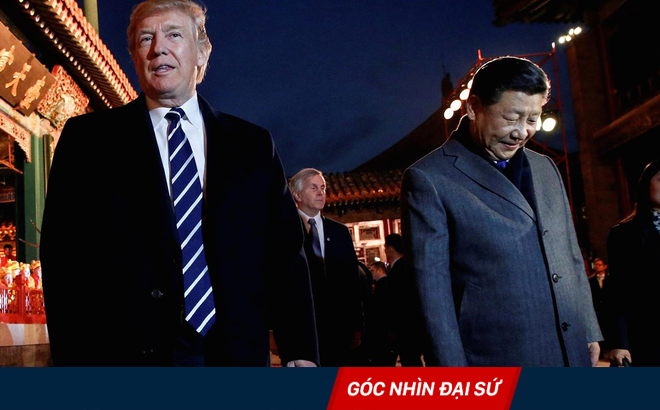 Loạt đòn mạnh khiến Bắc Kinh tái mặt, Đài Loan mở cờ: Chiến thuật của ông Trump là gì?