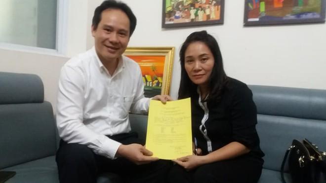 Nhà báo Tạ Bích Loan đăng ký hiến tạng - Ảnh 1.