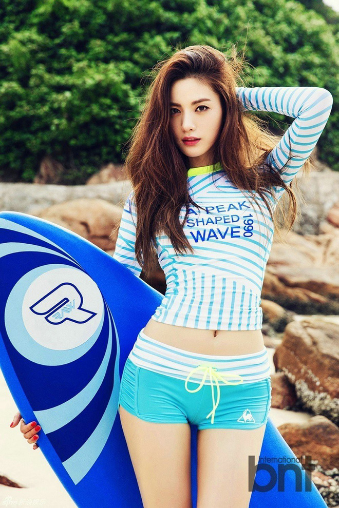 Xu hướng đang được idol nữ Kpop ưa chuộng: Không cần quá nóng bỏng, nhưng thân hình phải chuẩn như chai cô ca - Ảnh 1.