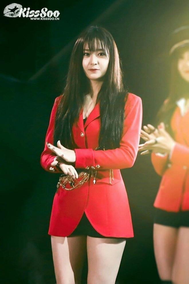 Xu hướng đang được idol nữ Kpop ưa chuộng: Không cần quá nóng bỏng, nhưng thân hình phải chuẩn như chai cô ca - Ảnh 27.
