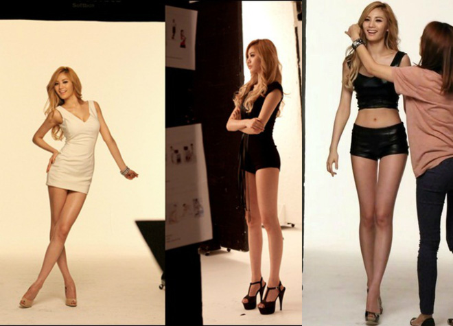 Xu hướng đang được idol nữ Kpop ưa chuộng: Không cần quá nóng bỏng, nhưng thân hình phải chuẩn như chai cô ca - Ảnh 4.
