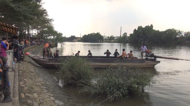 Rủ nhau bơi qua sông Chợ Đệm, một thanh niên mất tích - Ảnh 1.