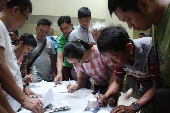 Cư dân chung cư Carina ký đơn tố chủ đầu tư - Ảnh 3.