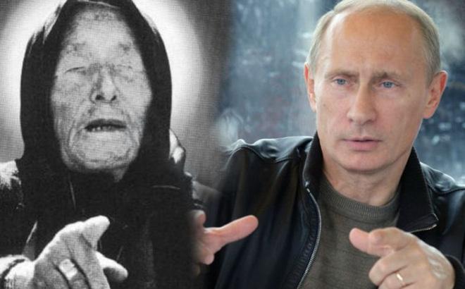 """Tiên tri của Vanga về Tổng thống Putin làm phương Tây """"ngồi trên lửa"""""""