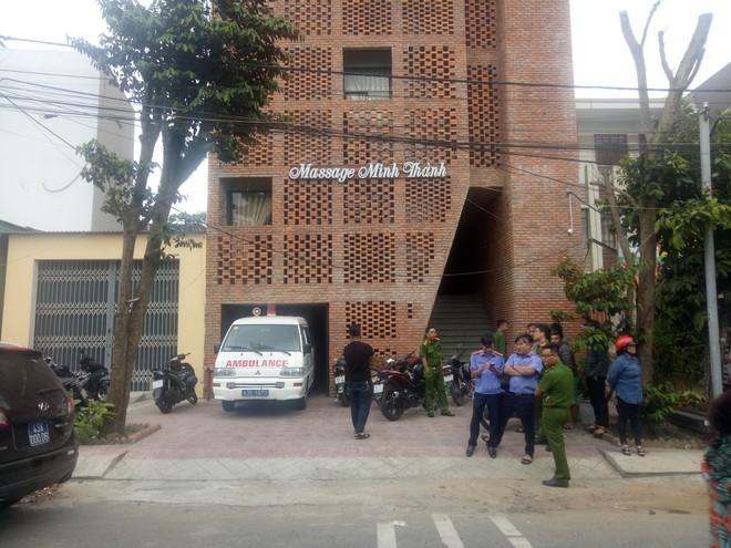Nghi phạm giết nữ nhân viên massage ở Đà Nẵng từng truy sát người yêu vào giữa đêm - Ảnh 1.