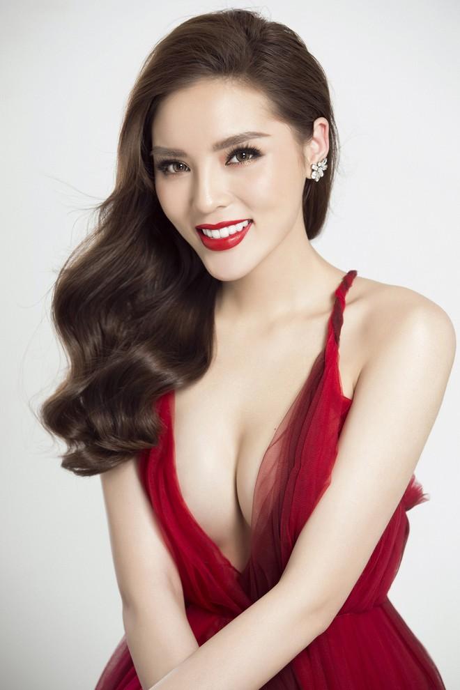 Hoa hậu Kỳ Duyên tung ảnh nóng bỏng sau nghi vấn phẫu thuật thẩm mỹ - Ảnh 3.
