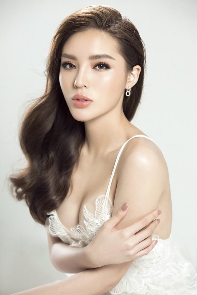 Hoa hậu Kỳ Duyên tung ảnh nóng bỏng sau nghi vấn phẫu thuật thẩm mỹ - Ảnh 6.