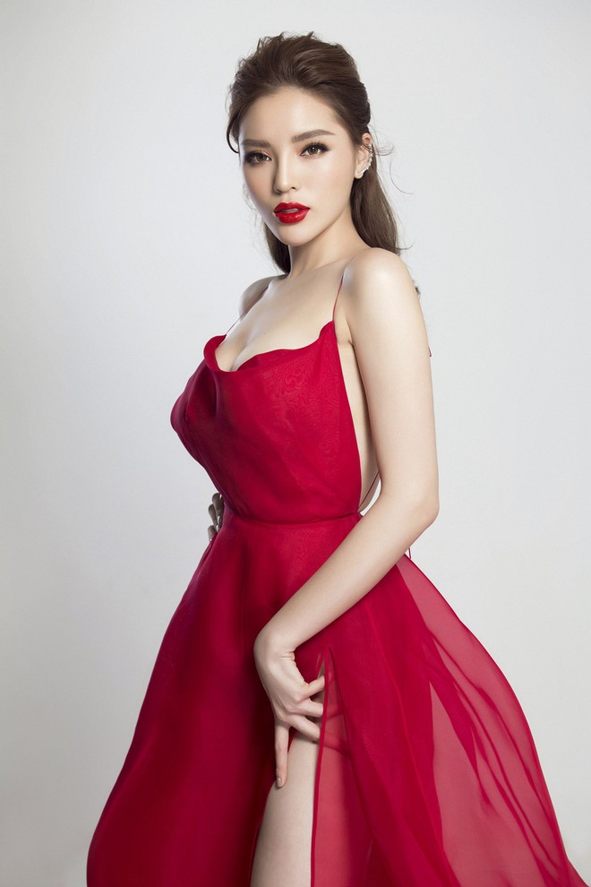 Hoa hậu Kỳ Duyên tung ảnh nóng bỏng sau nghi vấn phẫu thuật thẩm mỹ - Ảnh 11.