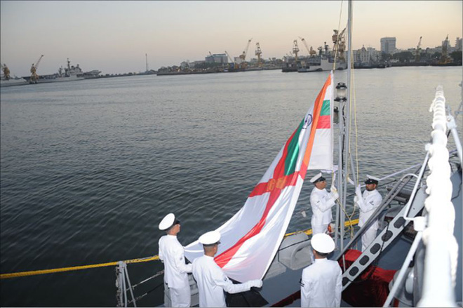 Nếu được chuyển giao, Việt Nam có nên tiếp nhận khinh hạm tên lửa INS Ganga của Ấn Độ? - Ảnh 1.
