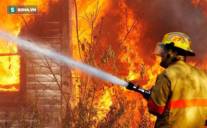Các thiết bị dân dụng không thể thiếu trong gia đình để phòng cháy