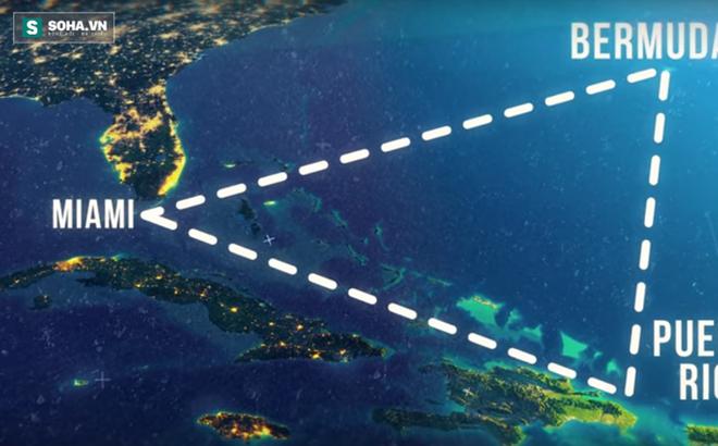 """Những vụ việc bí ẩn xảy ra trong vùng """"Tam giác quỷ"""" Bermuda, gần nhất là năm 2017"""