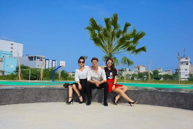 Jun Vũ, Trang Cherry và dàn sao check in địa điểm mới cực hot tại Đà Nẵng - Ảnh 2.
