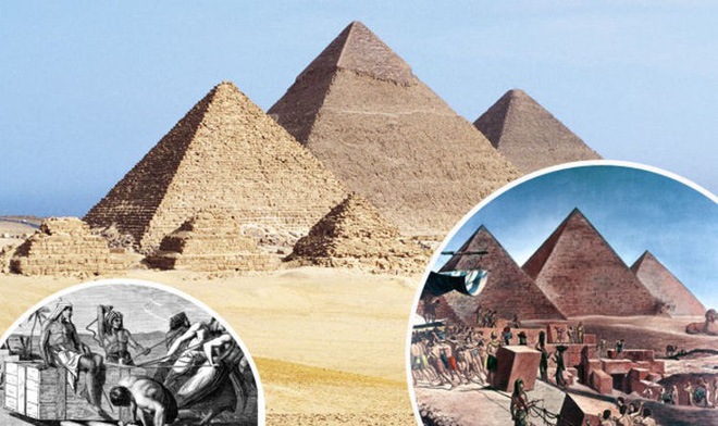Qua hàng nghìn năm, đây là những sự thật không phải ai cũng biết về kim tự tháp Ai Cập - Ảnh 2.