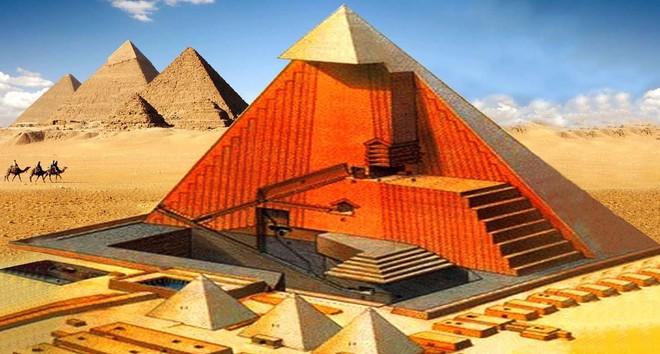 Qua hàng nghìn năm, đây là những sự thật không phải ai cũng biết về kim tự tháp Ai Cập - Ảnh 5.