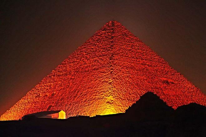 Trải qua hàng nghìn năm, đây là những sự thật không phải ai cũng biết về kim tự tháp Ai Cập - Ảnh 5.