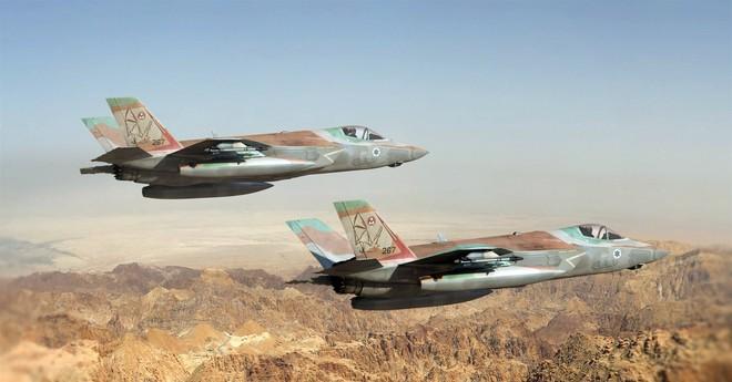 S-400, S-300 Nga - Iran cùng để lọt tiêm kích F-35I Israel: Dạo chơi như chỗ không người? - Ảnh 1.