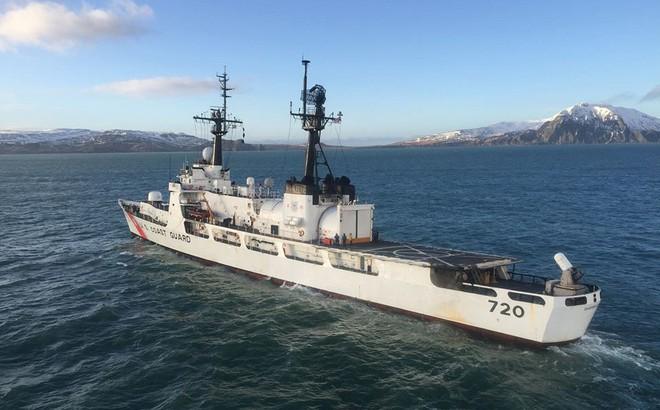 Tàu USCGC Sherman đã chính thức loại biên, đích đến không phải là Việt Nam?