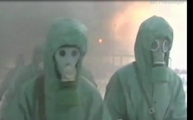 """Báo Anh đăng video """"phòng thí nghiệm sản xuất chất độc sát hại cựu điệp viên Nga"""""""