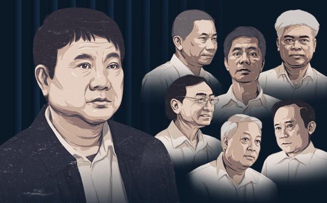 Những điều kiện để ông Đinh La Thăng được xem xét giảm án