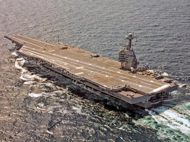 12 tàu sân bay mới nhất thế giới: Châu Á chiếm bao nhiêu chiếc? - Ảnh 1.