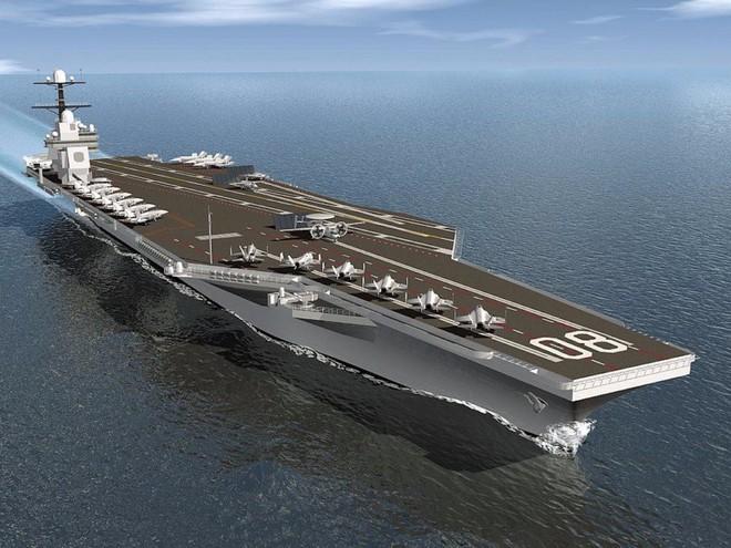12 tàu sân bay mới nhất thế giới: Châu Á chiếm bao nhiêu chiếc? - Ảnh 3.