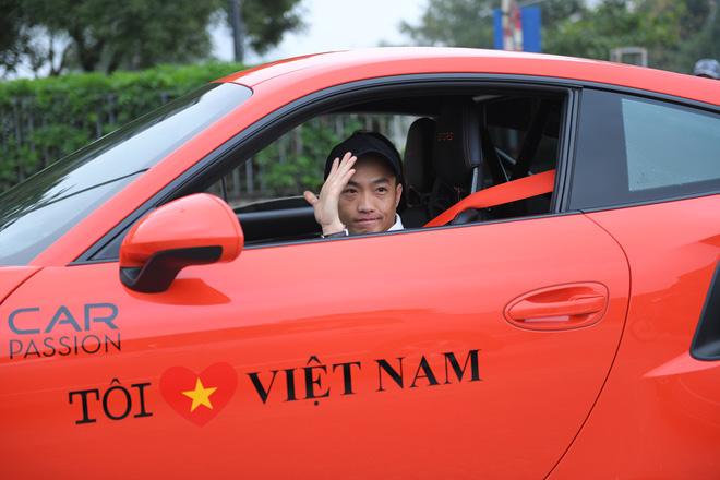Cường Đô La dẫn đầu đoàn thẳng tiến Lào Cai, bắt đầu hành trình siêu xe Car & Passion 2018 - Ảnh 2.
